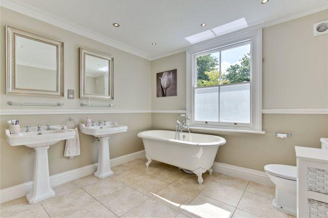 Bathroom of Victoria Avenue, Surbiton, Surrey KT6
