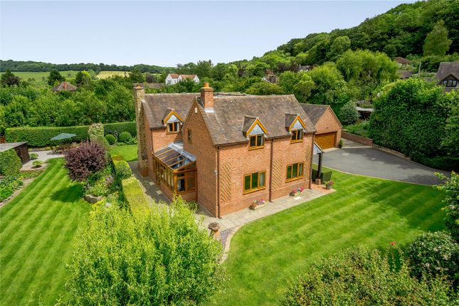 Thumbnail Detached house for sale in Homer, Much Wenlock, Shropshire