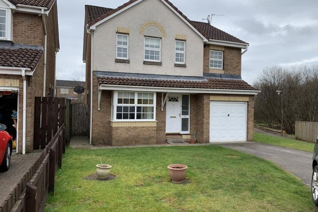 Thumbnail Detached house to rent in Oldwood Place, Livingston, West Lothian