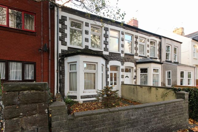 Thumbnail Terraced house to rent in Severn Grove, Cardiff