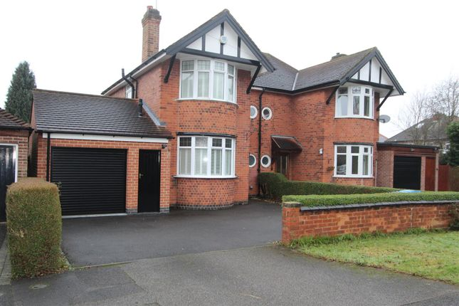 Thumbnail Detached house to rent in Folly Road, Darley Abbey, Derby