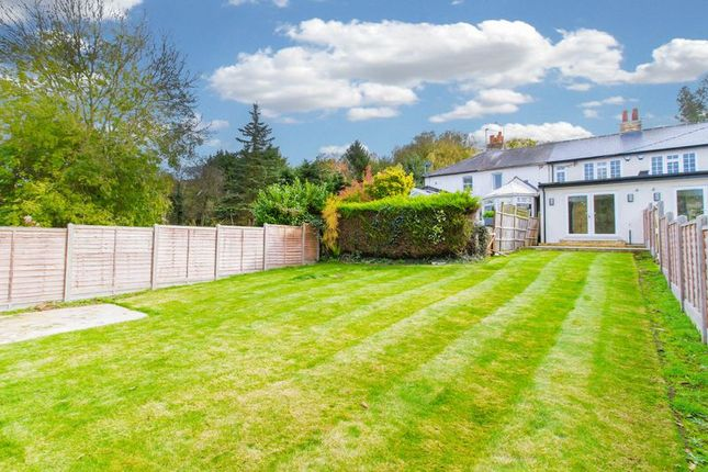 Thumbnail Terraced house for sale in Lambourne Square, Lambourne End, Romford