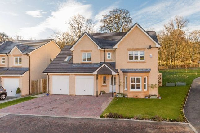 Thumbnail Detached house for sale in 13 Standalane View, Peebles