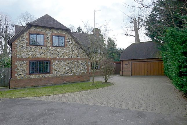 Thumbnail Detached house for sale in Vicarage Road, Reading, Berkshire