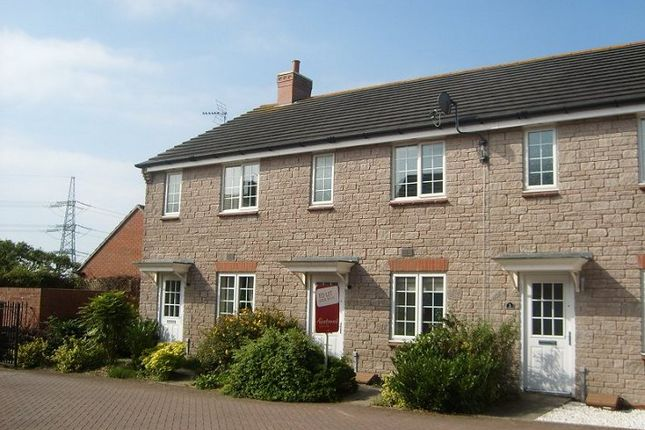 Thumbnail Terraced house to rent in Bronllys Mews, Celtic Horizons, Newport