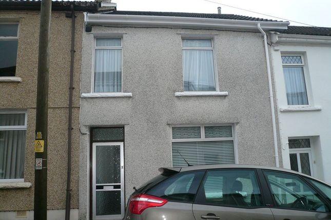 Thumbnail Terraced house to rent in Brynheulog Street, Penydarren, Merthyr Tydfil