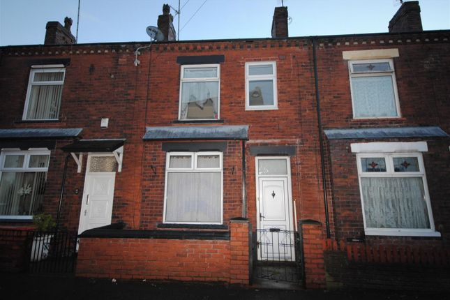 Thumbnail Terraced house to rent in Church Road, Platt Bridge, Wigan