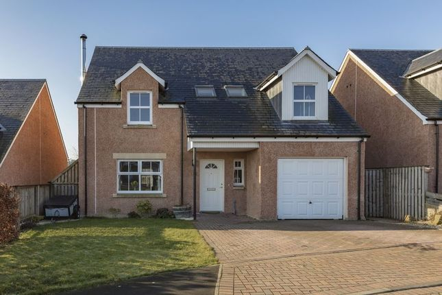 Thumbnail Detached house for sale in 2 Hawkslee Park, Newtown St. Boswells, Melrose