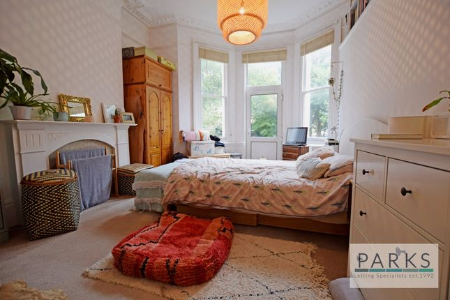 Thumbnail Flat to rent in Selborne Road, Hove