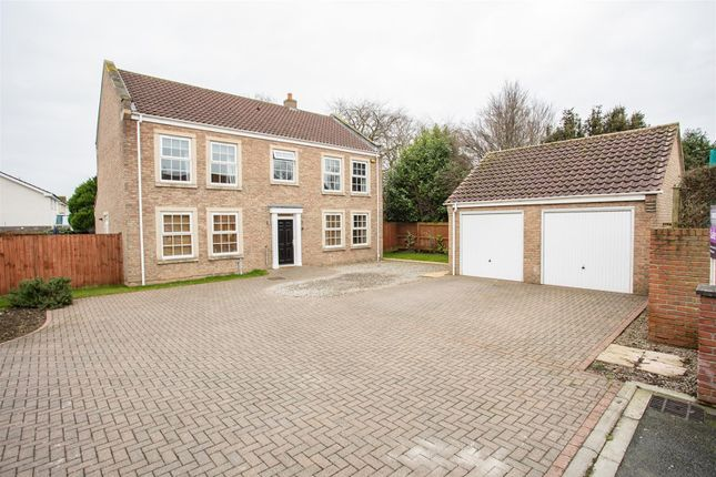 Thumbnail Detached house for sale in Clarkes Croft, Dishforth, Thirsk