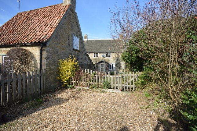 Thumbnail Cottage for sale in Robbs Lane, Lowick, Kettering