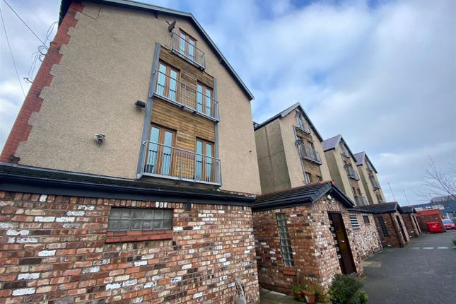 Thumbnail Flat for sale in Village Mews, Wallasey