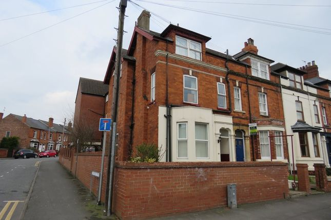 Thumbnail Semi-detached house for sale in West Parade, Lincoln
