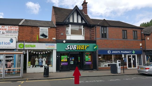 Shops Retail Premises For Rent In Harborne Rent In