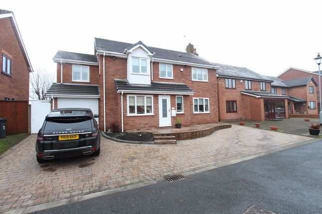 Thumbnail Detached house for sale in Moss Bank Park, Litherland, Liverpool