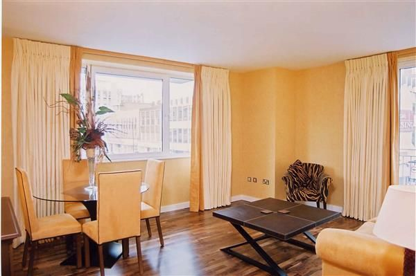 Thumbnail Flat for sale in Burwood Place, London
