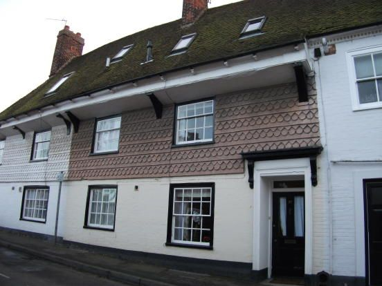 Thumbnail Terraced house to rent in The Green, Wye