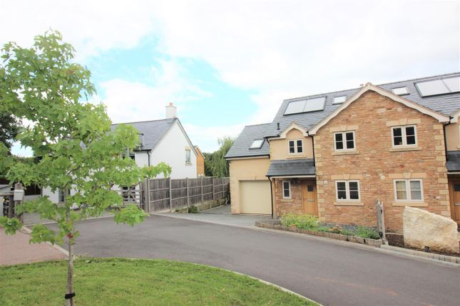 Thumbnail Semi-detached house for sale in Gorsley, Ross-On-Wye