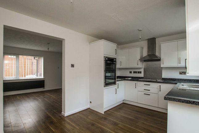 Thumbnail Semi-detached house to rent in Wayfarers Way, Swinton, Manchester