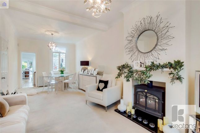 2 bed terraced house for sale in Manbey Grove, Stratford, London E15