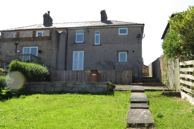 Thumbnail End terrace house for sale in Hill Top Road, Whitehaven, Cumbria