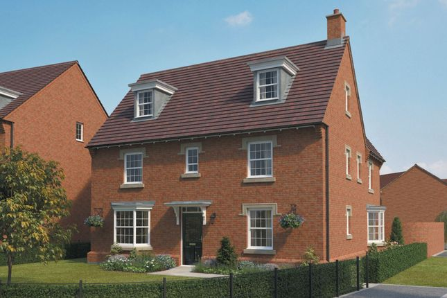 """Thumbnail Detached house for sale in """"Morecroft"""" at St. Lukes Road, Doseley, Telford"""