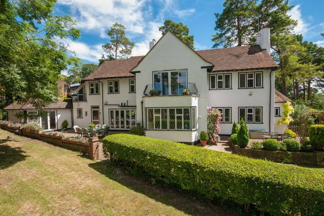 Thumbnail Detached house for sale in Langley Vale Road, Epsom