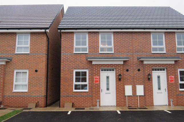 2 bed semi-detached house for sale in Zone 4, Burntwood Business Park, Burntwood