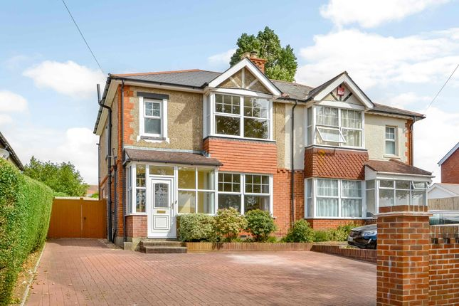 Thumbnail Semi-detached house to rent in Havant Road, Drayton, Portsmouth