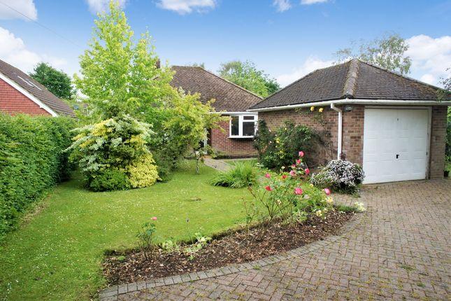 Thumbnail Detached bungalow for sale in Pack Lane, Oakley, Basingstoke
