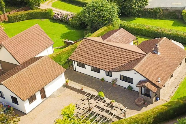 Thumbnail Bungalow for sale in Pentwyn Green, Penallt, Monmouth