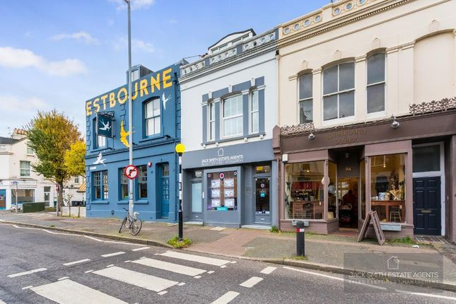 Thumbnail Maisonette for sale in Portland Road, Hove, East Sussex