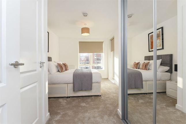Thumbnail Flat to rent in Rope Court, 11 Canoe Walk, London