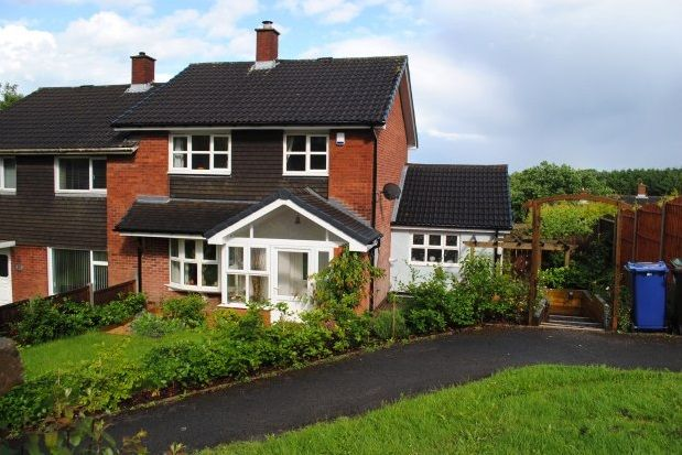 Thumbnail Property to rent in Danby Drive, Cannock