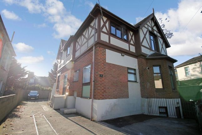 Thumbnail Property to rent in Carlton Road, Bournemouth