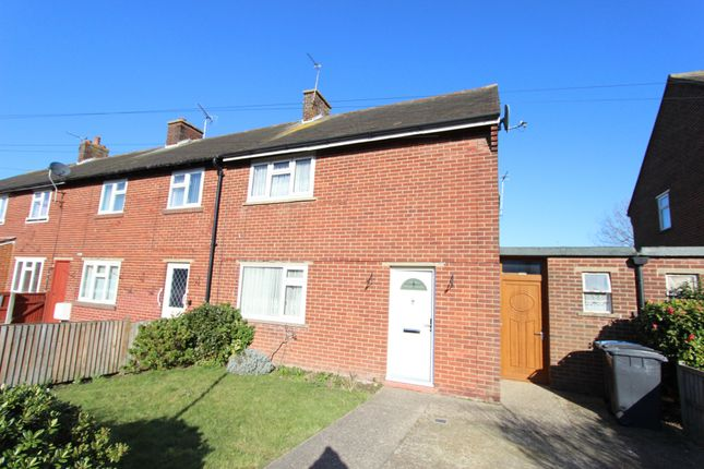 Thumbnail End terrace house for sale in Delane Road, Deal