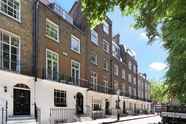 1 bed flat to rent in Brompton Square, Knightsbridge