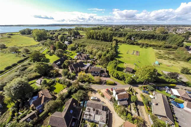 Thumbnail Detached house for sale in School Lane, Nutbourne, Chichester, West Sussex