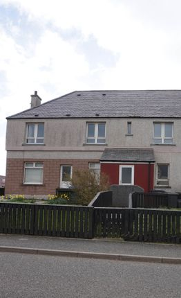 Thumbnail Duplex for sale in Seaview Terrace, Stornoway