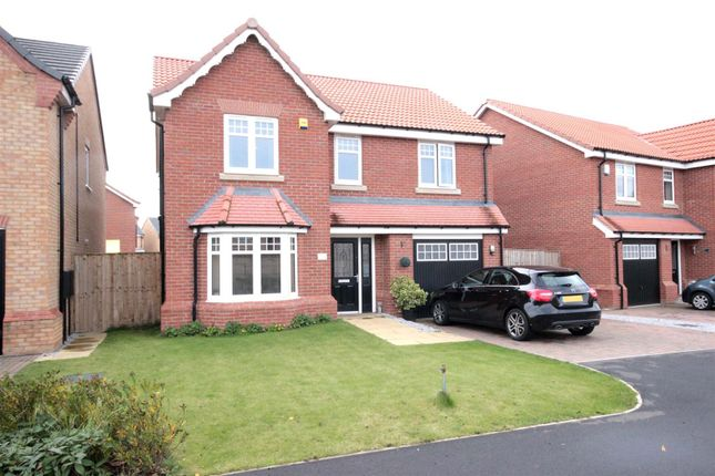 Thumbnail Detached house for sale in Athelstane Crescent, Edenthorpe, Doncaster