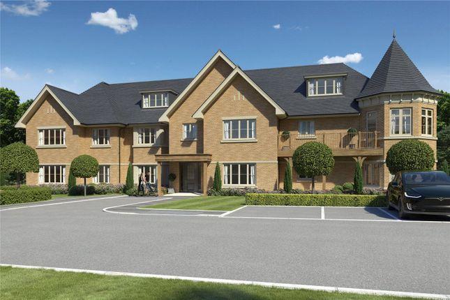 Thumbnail Flat for sale in Heathbourne Village, Heathbourne Road, Bushey, Hertfordshire