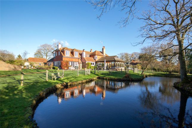 Thumbnail Detached house for sale in Wineham Lane, Wineham, Henfield, West Sussex