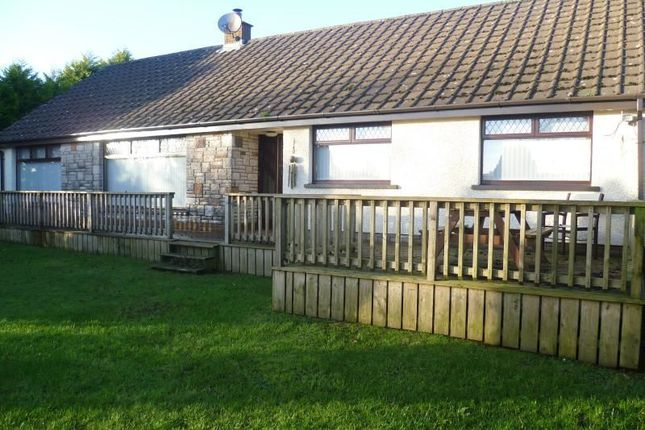 Thumbnail Bungalow for sale in Waterfall Road, Gleno, Larne