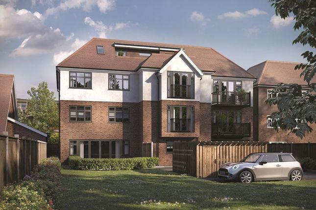 Thumbnail Flat for sale in Hall Lane, Upminster