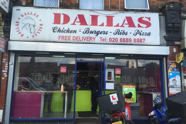 Thumbnail Retail premises for sale in Bowes Road, North Circular Road, Palmers Green