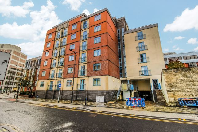 1 bed flat for sale in Wellington House, Wellington Street, Swindon SN1