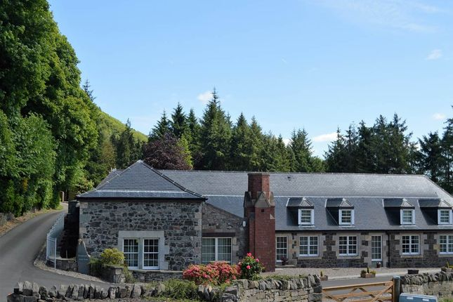 Thumbnail Cottage to rent in Kinfauns Home Farm, Kinfauns, Perthshire