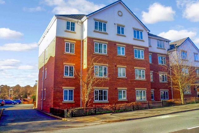 2 bed flat for sale in Langworthy Road, Salford M6