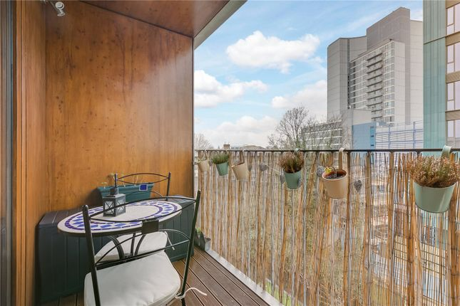Balcony of Garratt Lane, London SW18