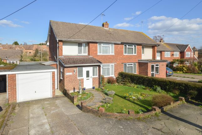 Thumbnail Semi-detached house for sale in Plain Road, Smeeth, Ashford